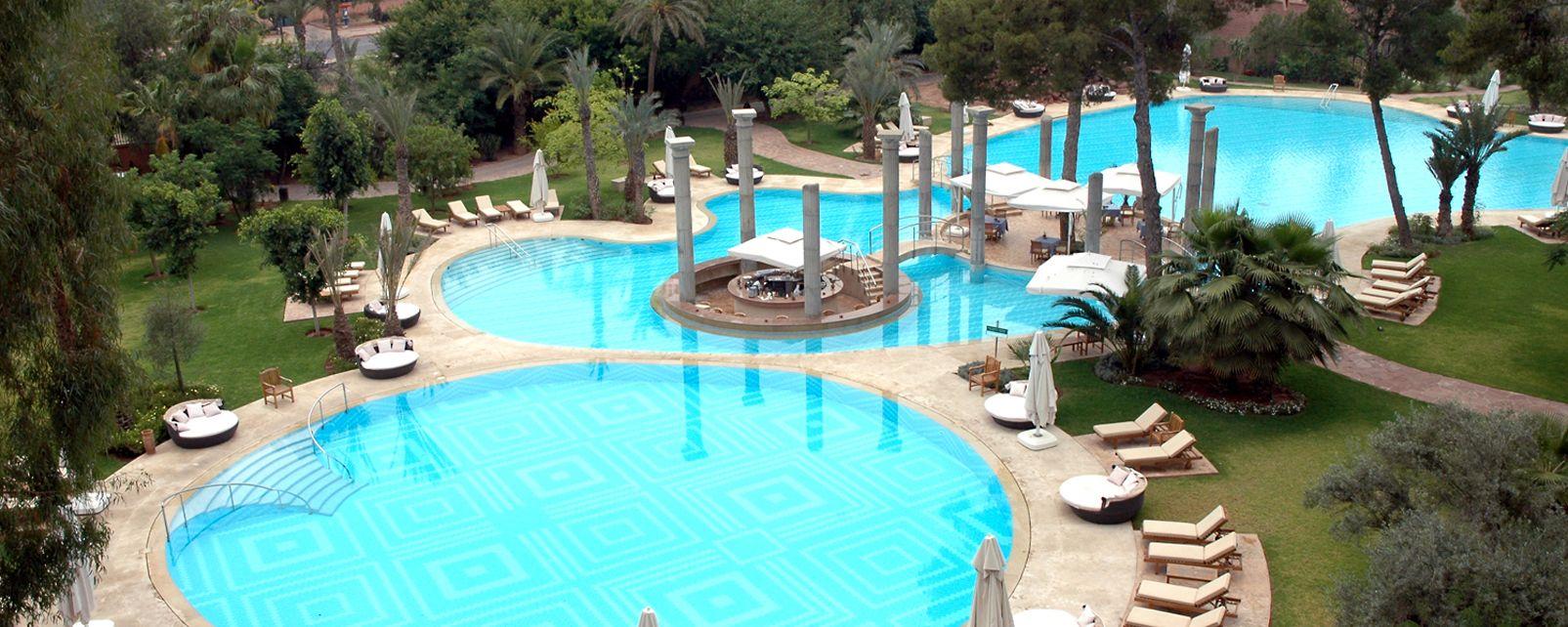 Hôtel Es Saadi Gardens Resort Les Villas