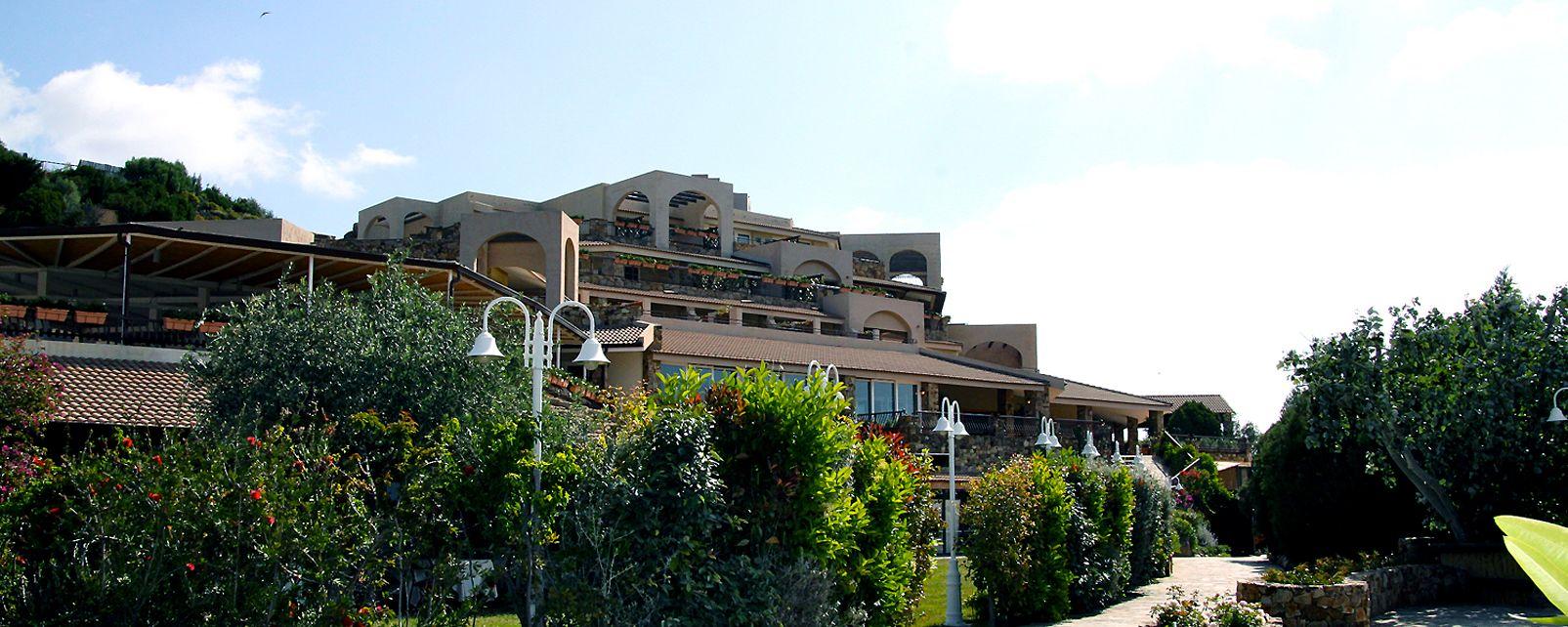 Hôtel Chia Laguna Resort