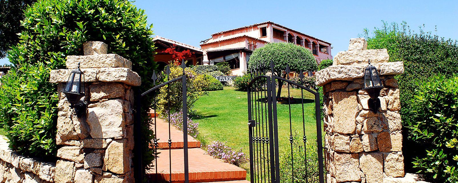 Hôtel Colonna Park Porto Cervo