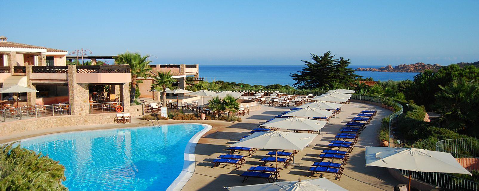Hôtel Hôtel Marinedda Thalasso SPA