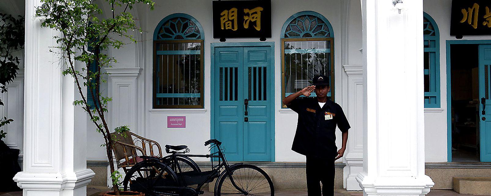 Hotel The Old Phuket