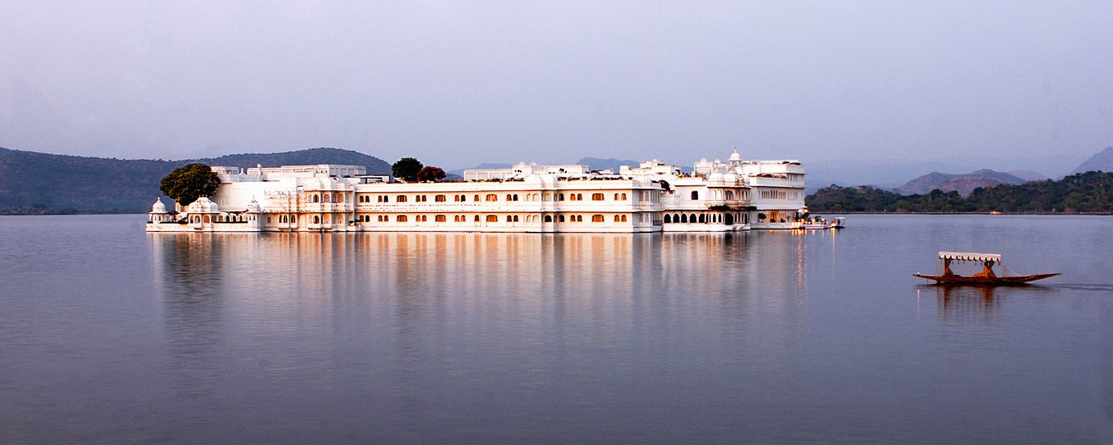 Hôtel Lake Palace