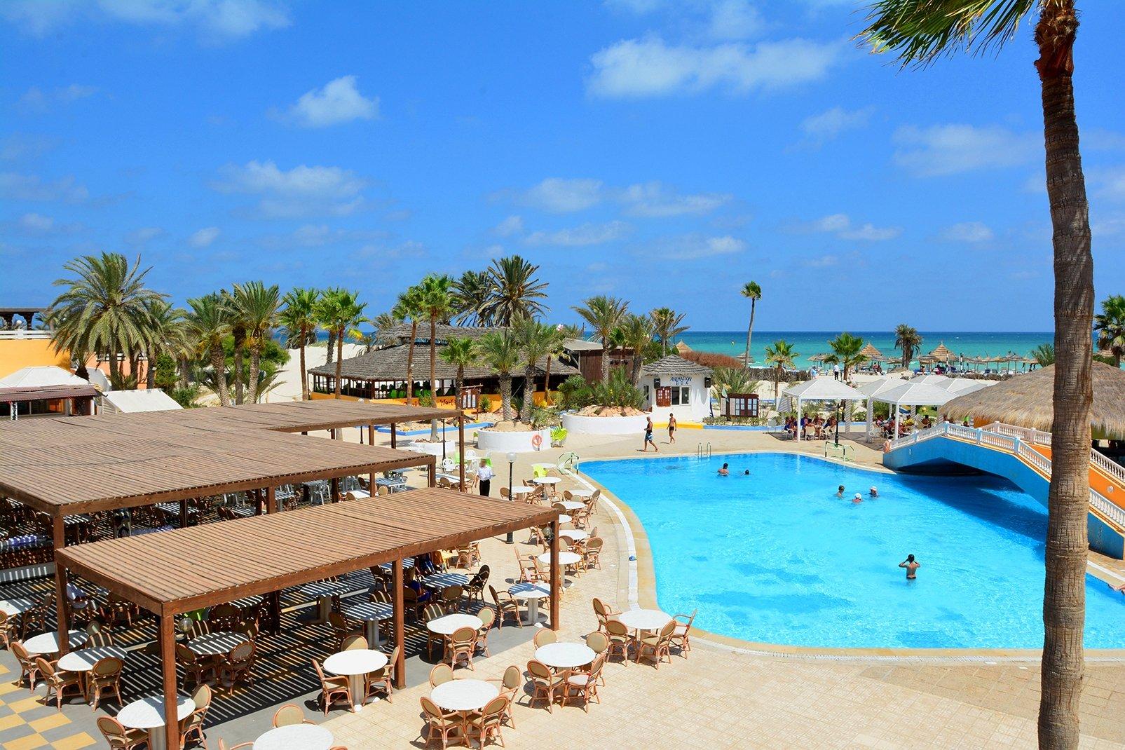 Caribbean World Thalasso Djerba 4* - 1