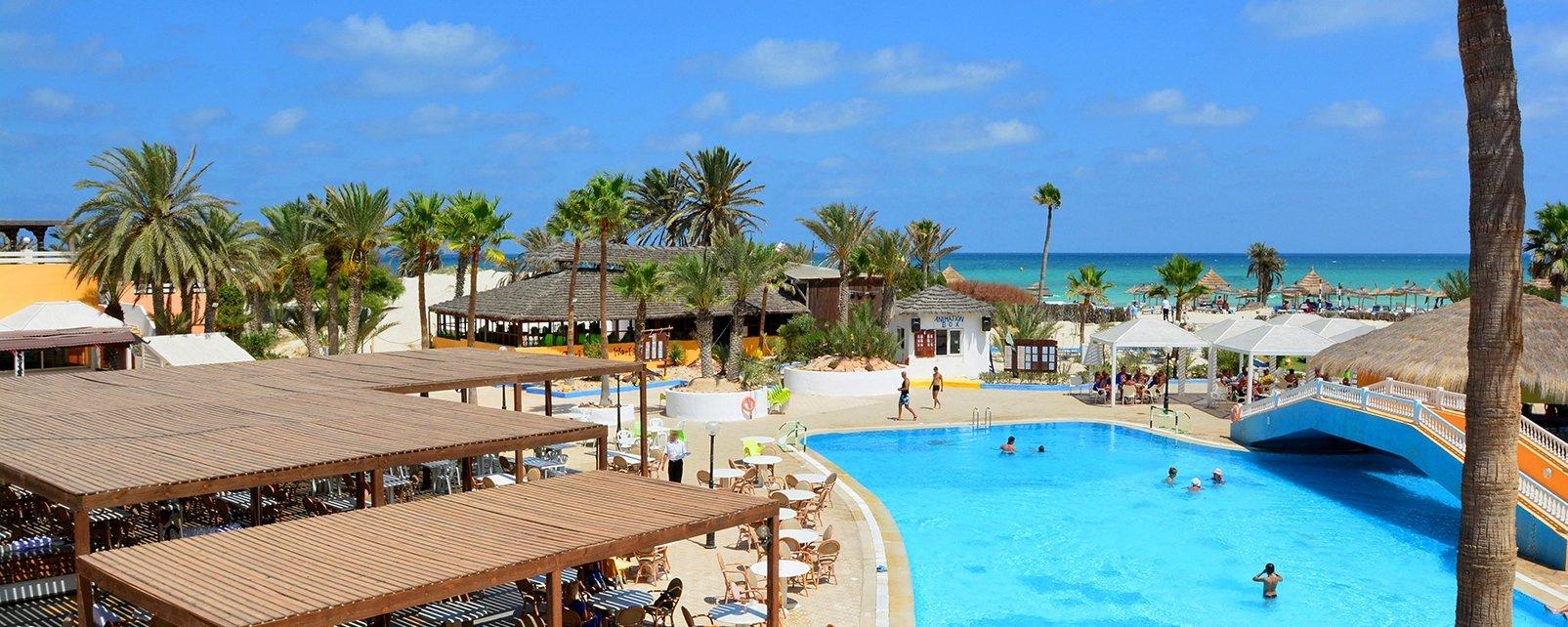 Hotel club look a playa djerba in djerba tunisia for Hotels djerba
