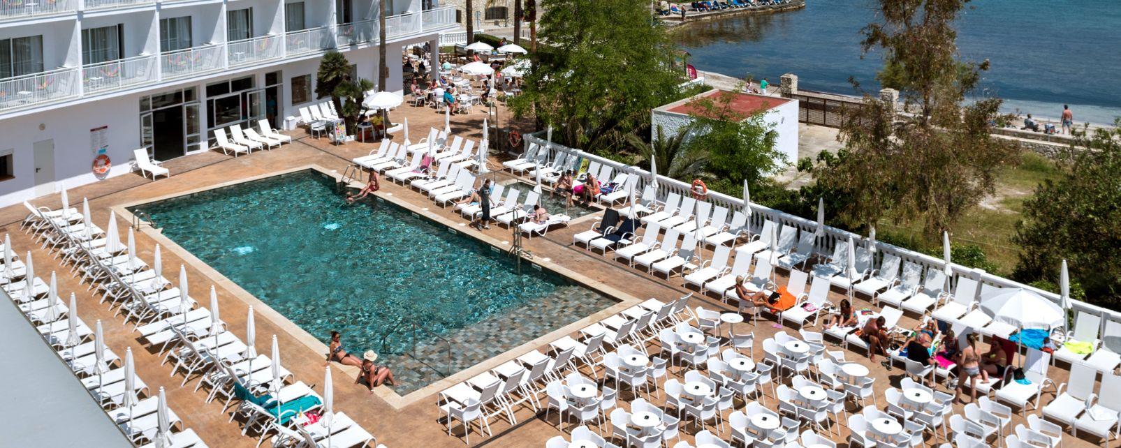 H tel club jet tours alcudia alc dia espagne for Hotels tours