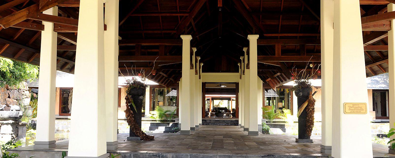 Hôtel Shanti Maurice
