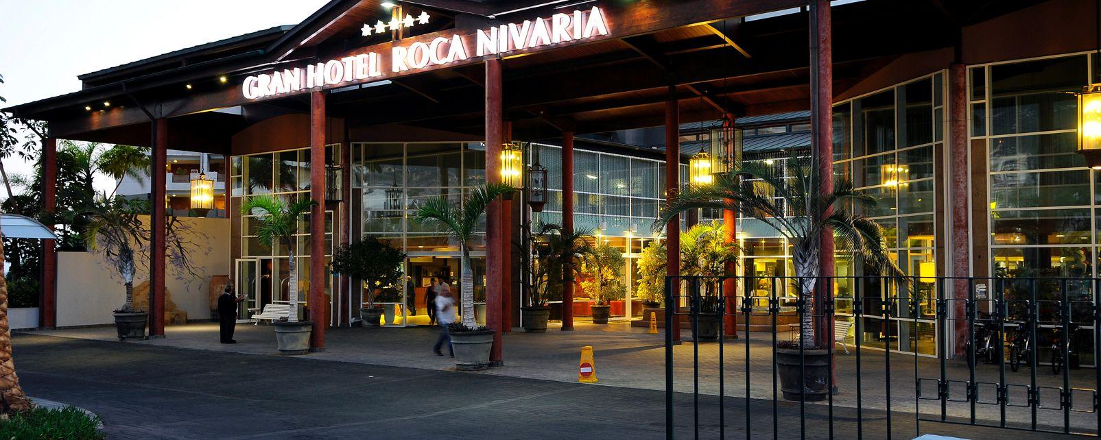 Hôtel Roca Nivaria