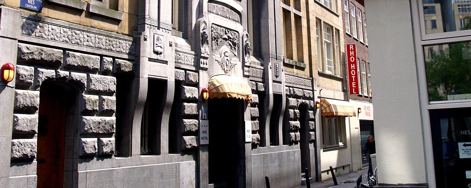 Hotel rho in for Rho hotel amsterdam