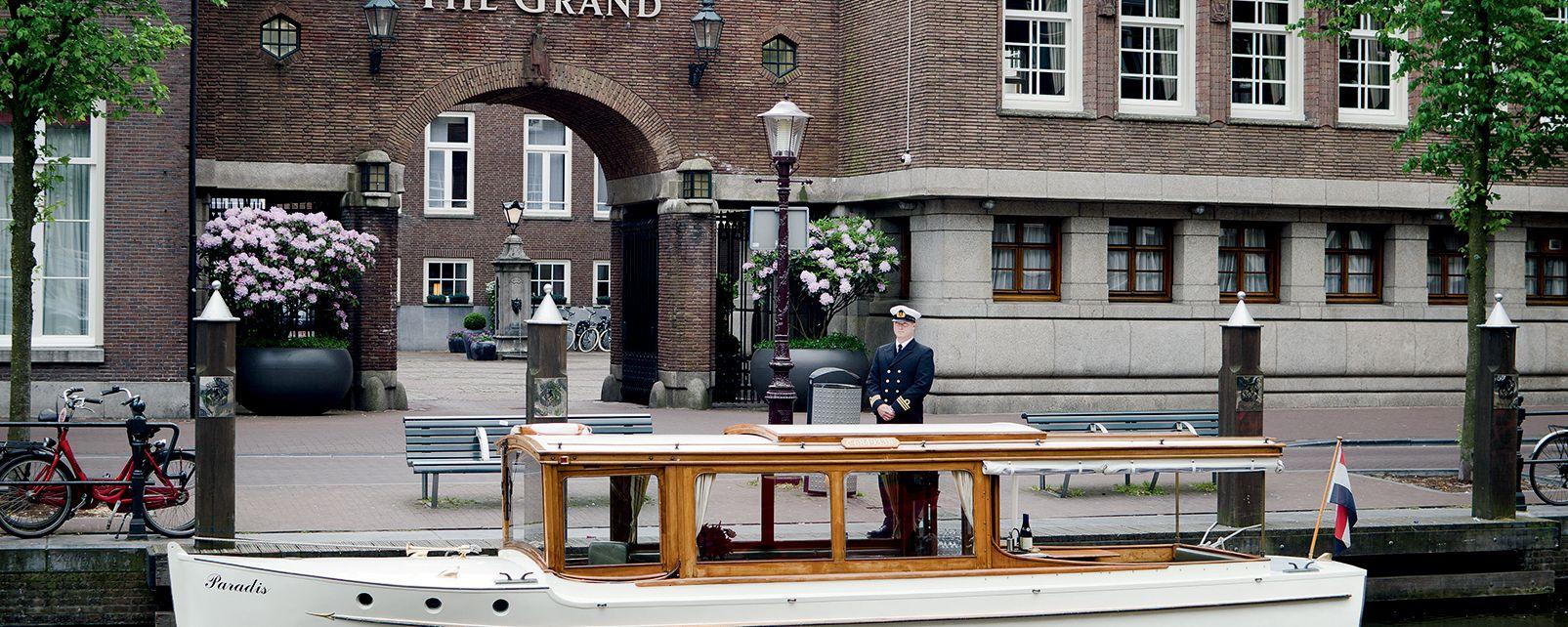 Hotel Sofitel Amsterdam The Grand