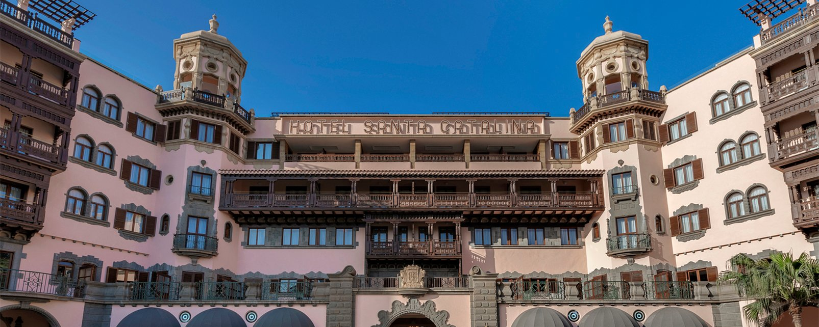 Hotel Santa Catalina a Royal Hideaway