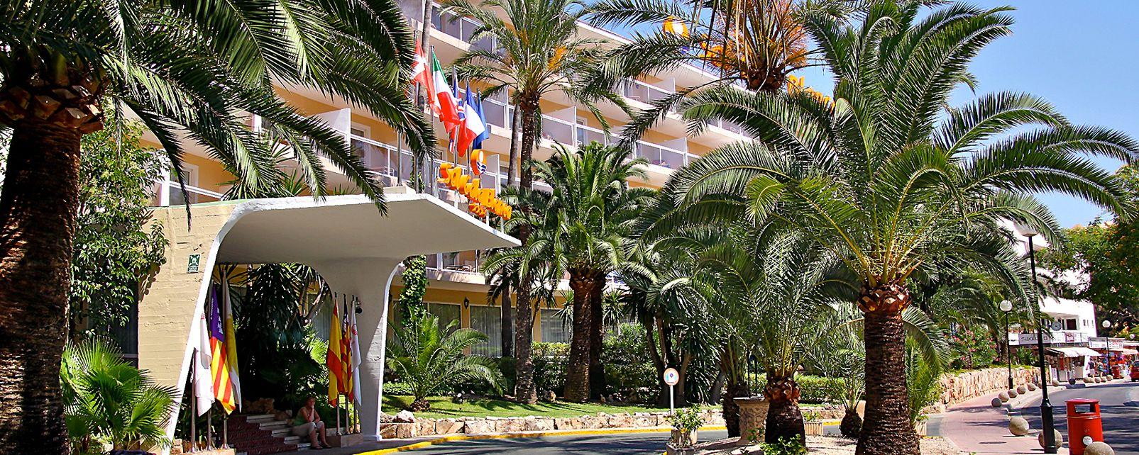 Hôtel Sol Cala Blanca