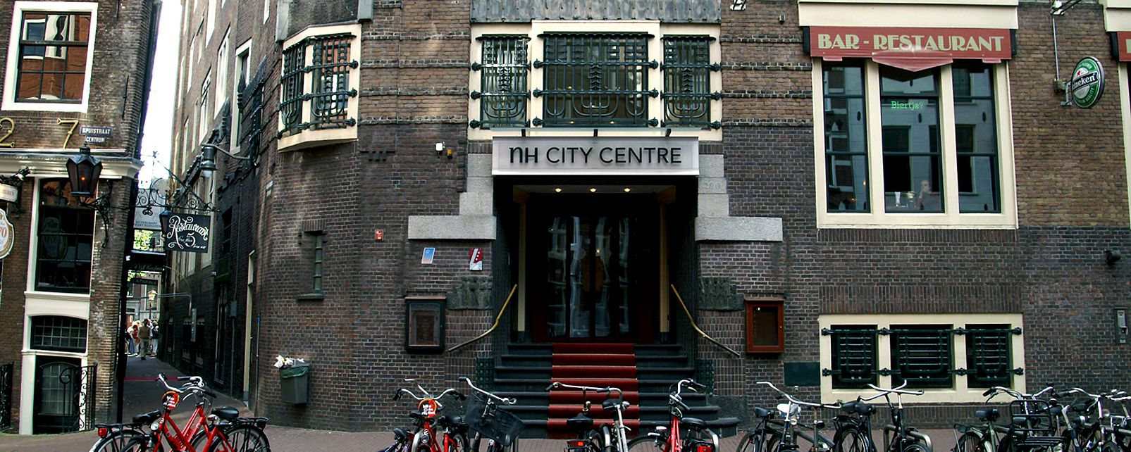 H tel nh city center amsterdam pays bas for Nh hotel amsterdam