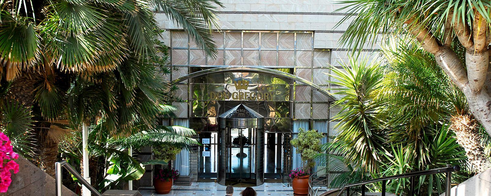 Hôtel Dunas Don Gregory