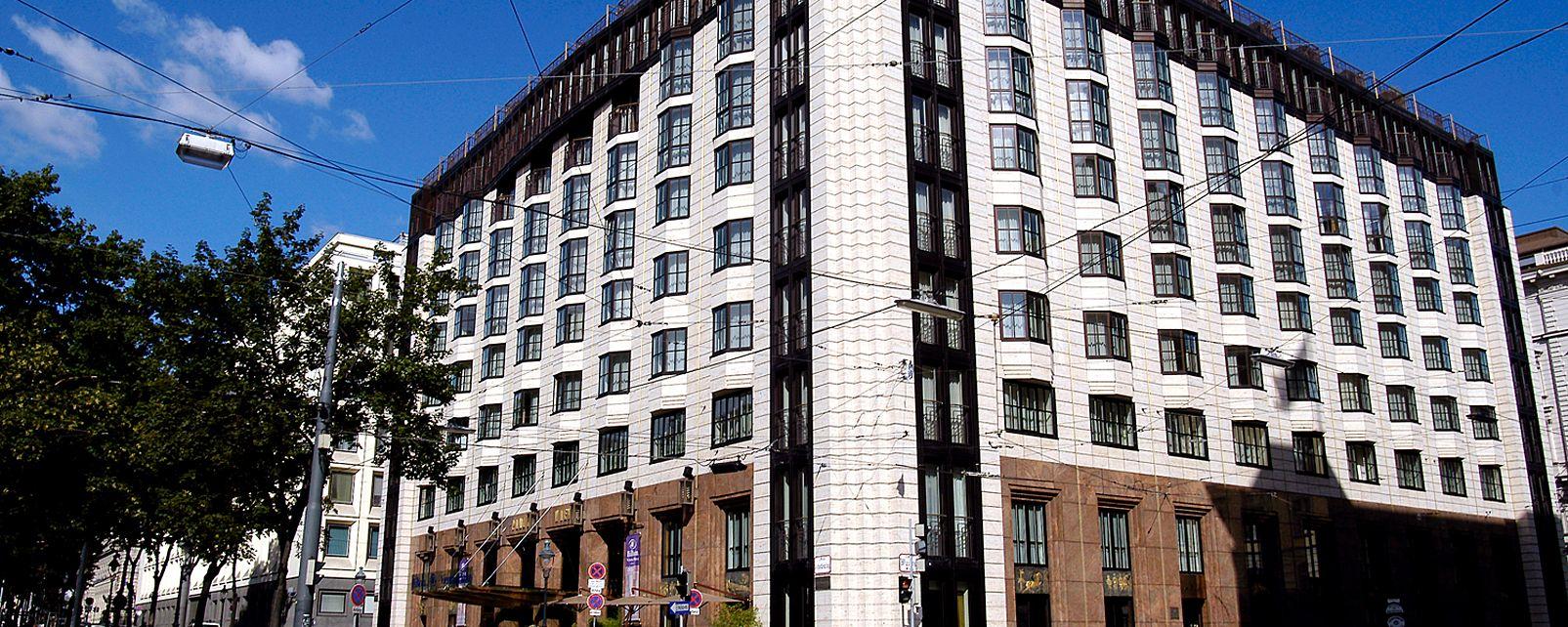 Hotel Hilton Vienna Plaza