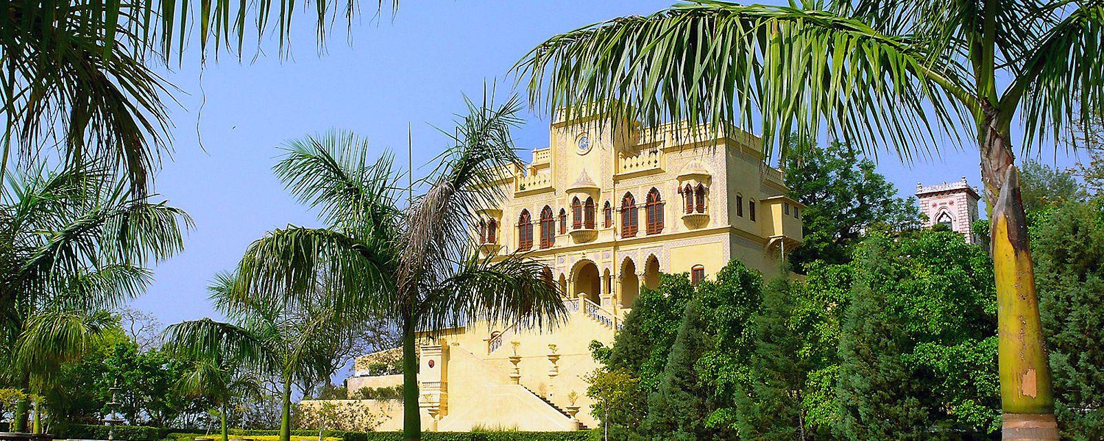 Hotel Ananda Spa