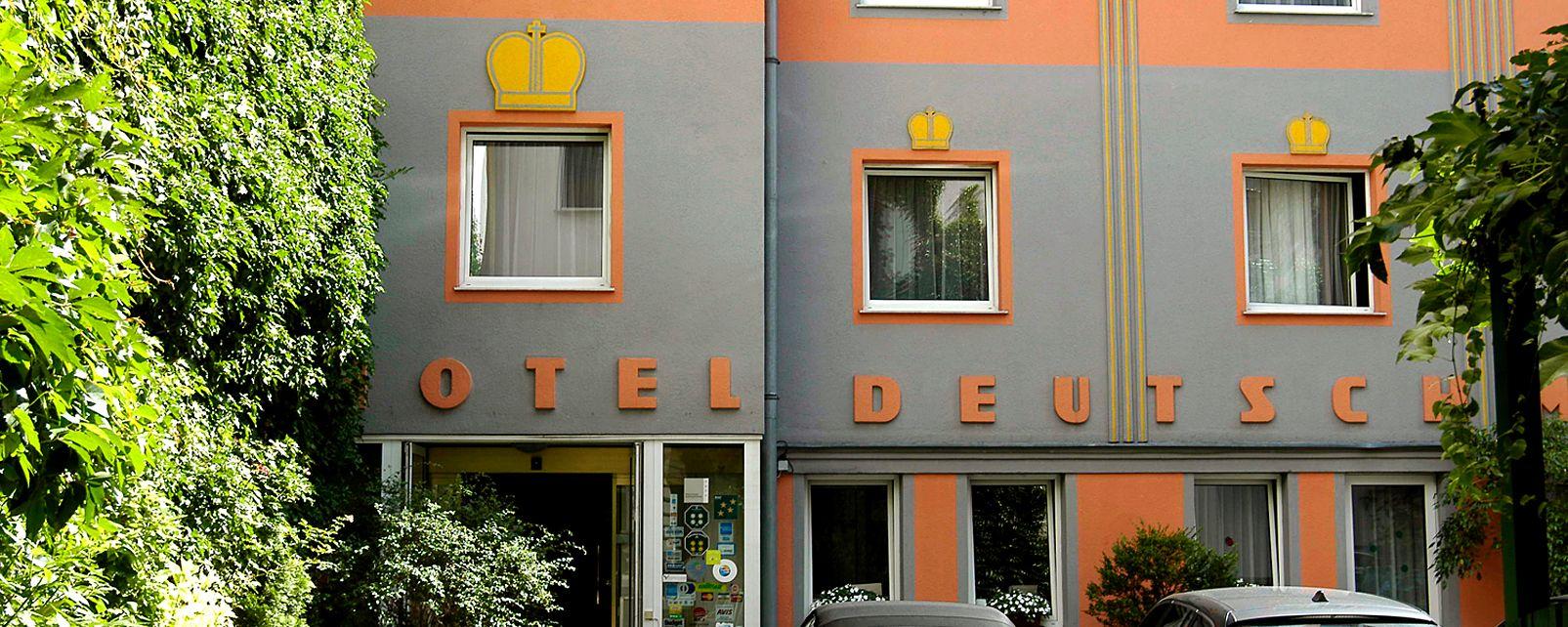 Hôtel Deutschmeister
