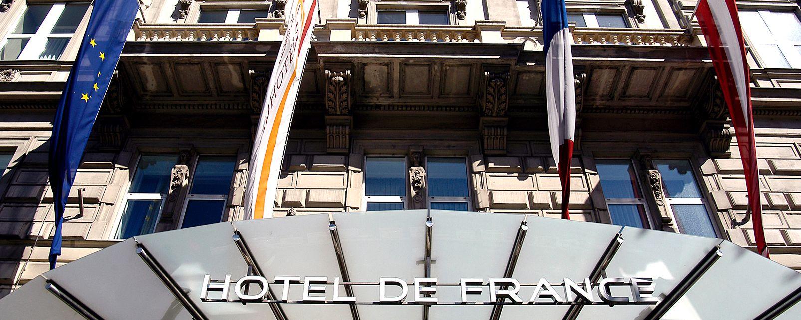 Hotel  L'de France