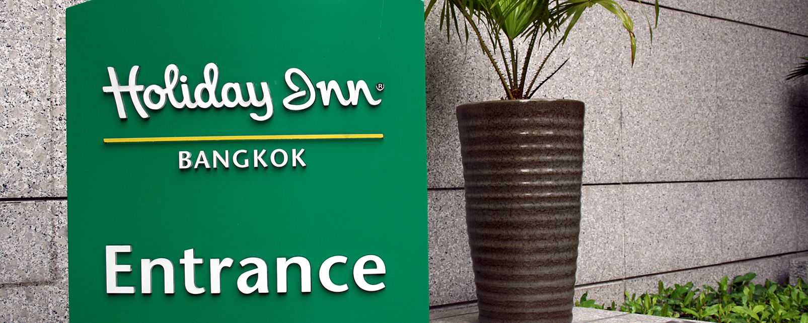 Hotel Holiday Inn Bangkok