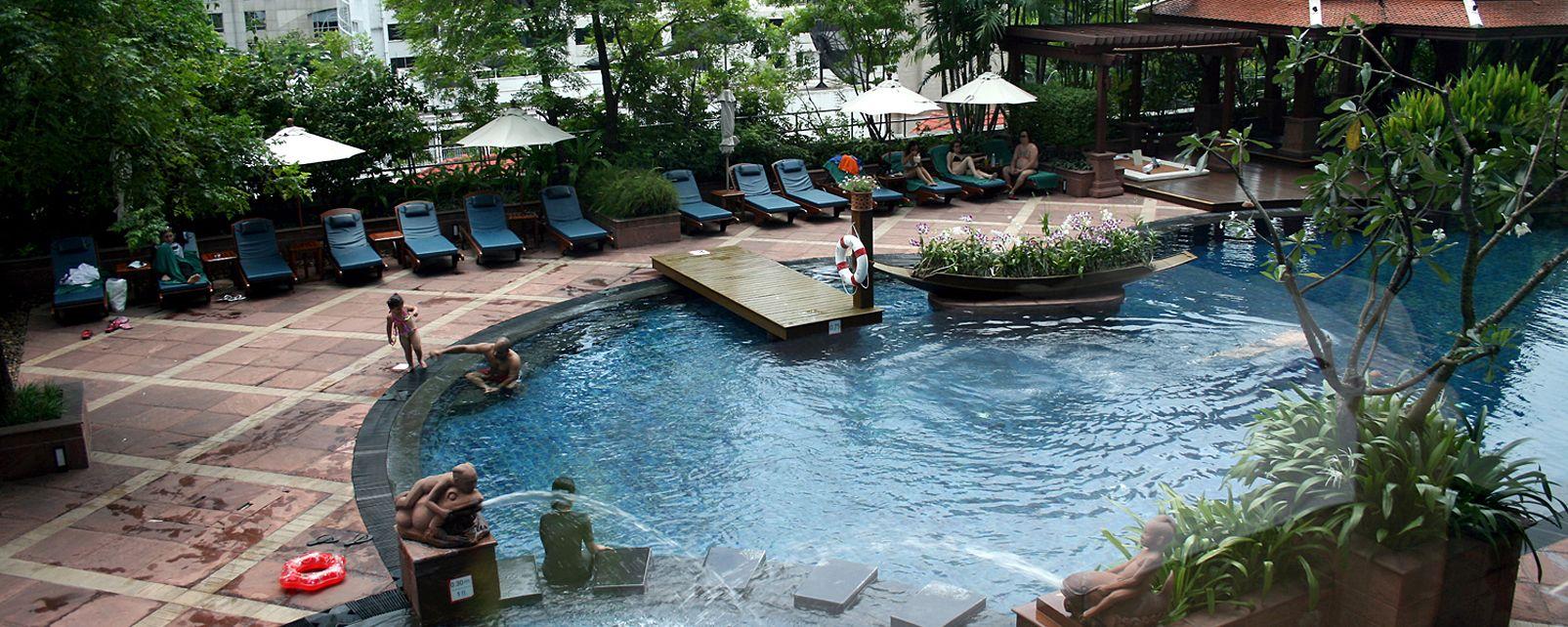 Hotel Plaza Athénée Bangkok