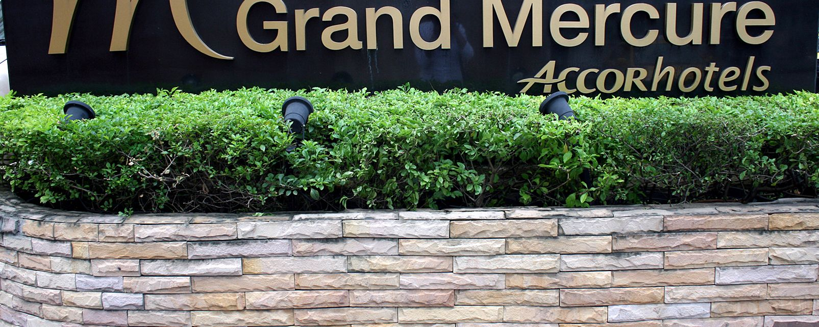 Hotel Grand Mercure Bangkok Park Avenue