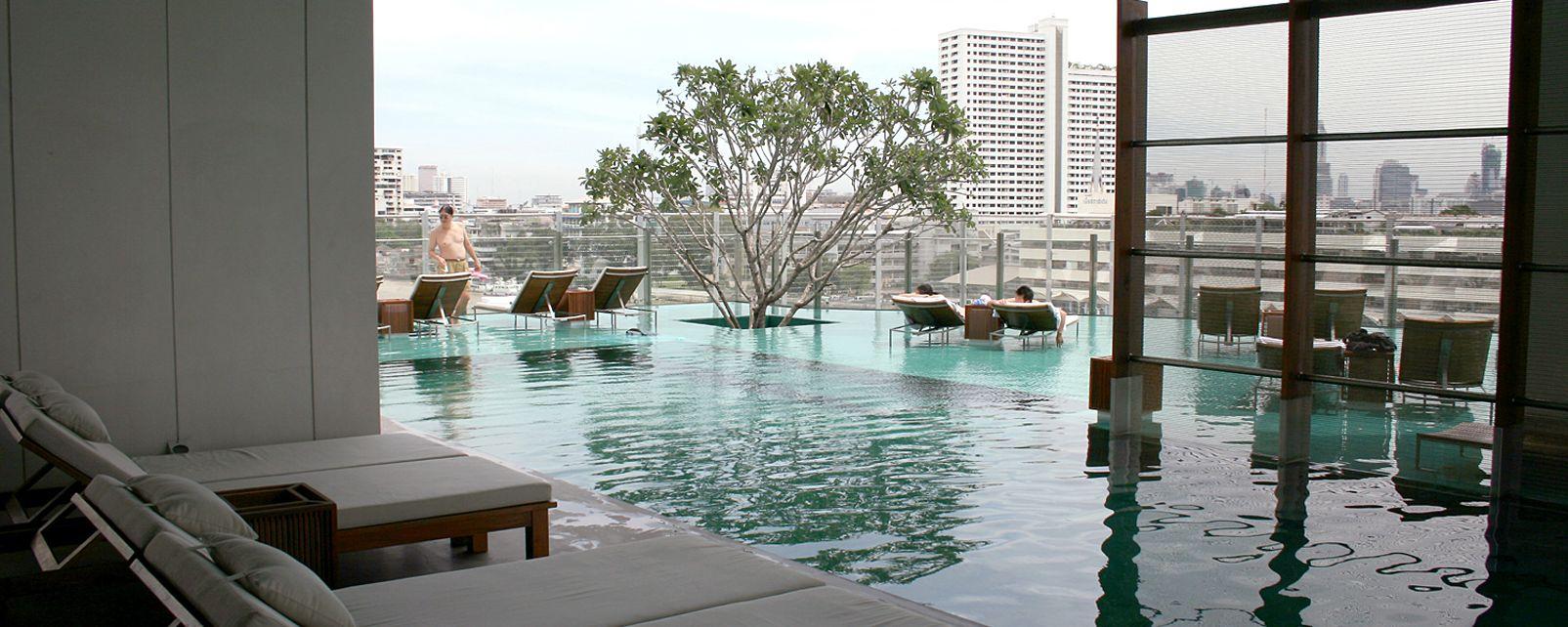 Hôtel Millennium Hilton Bangkok