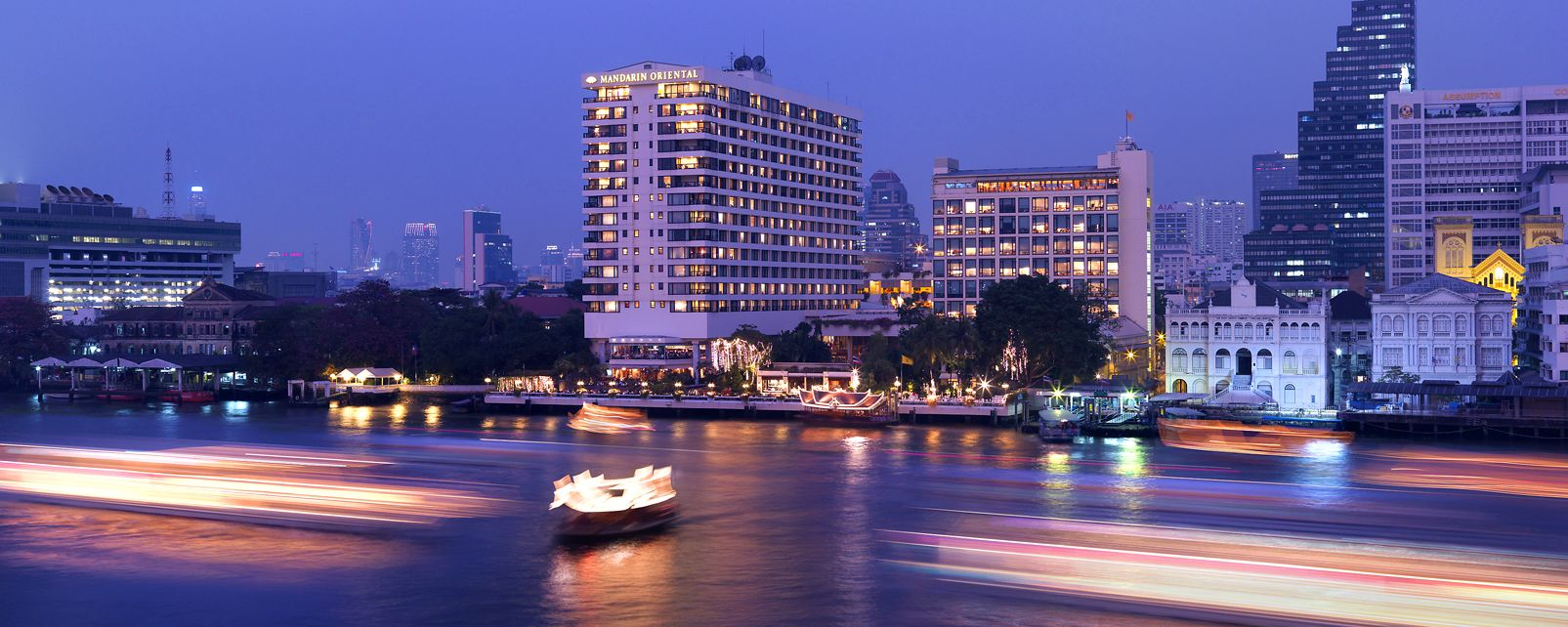Hotel  The Oriental Bangkok