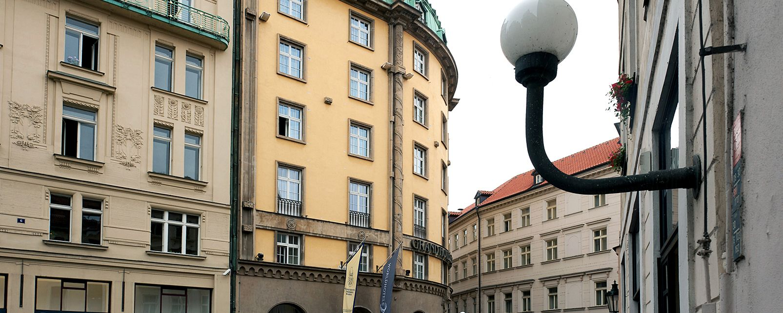 Hôtel Grand Bohemia