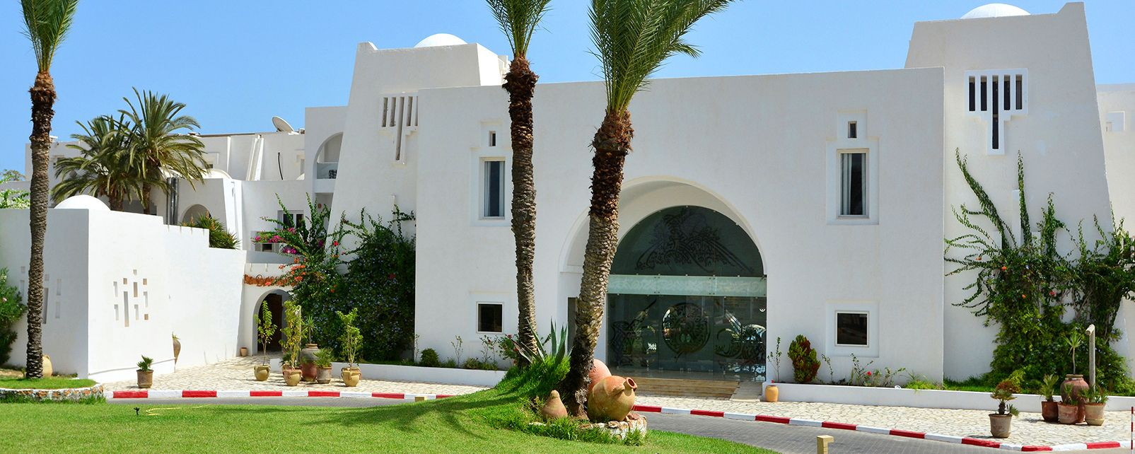 Hotel mondi club seabel aladin in djerba tunisia for Club vacances ardeche avec piscine