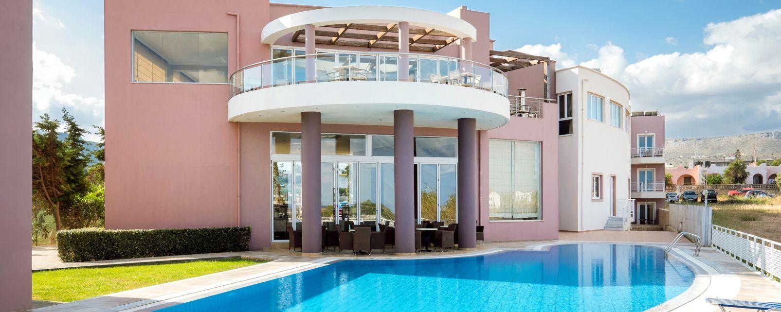 Hotel Maxi Club Gouves Sea & Mare