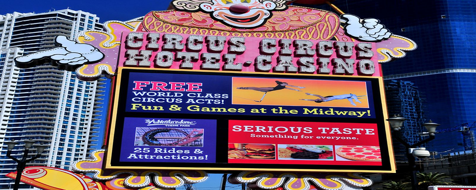 Hotel Circus Circus