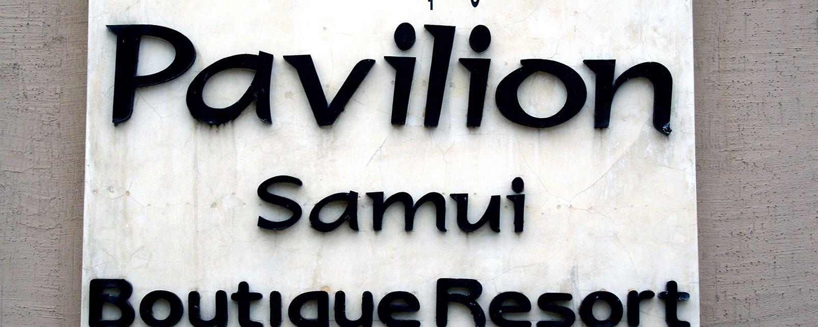 Hotel Pavilion Samui