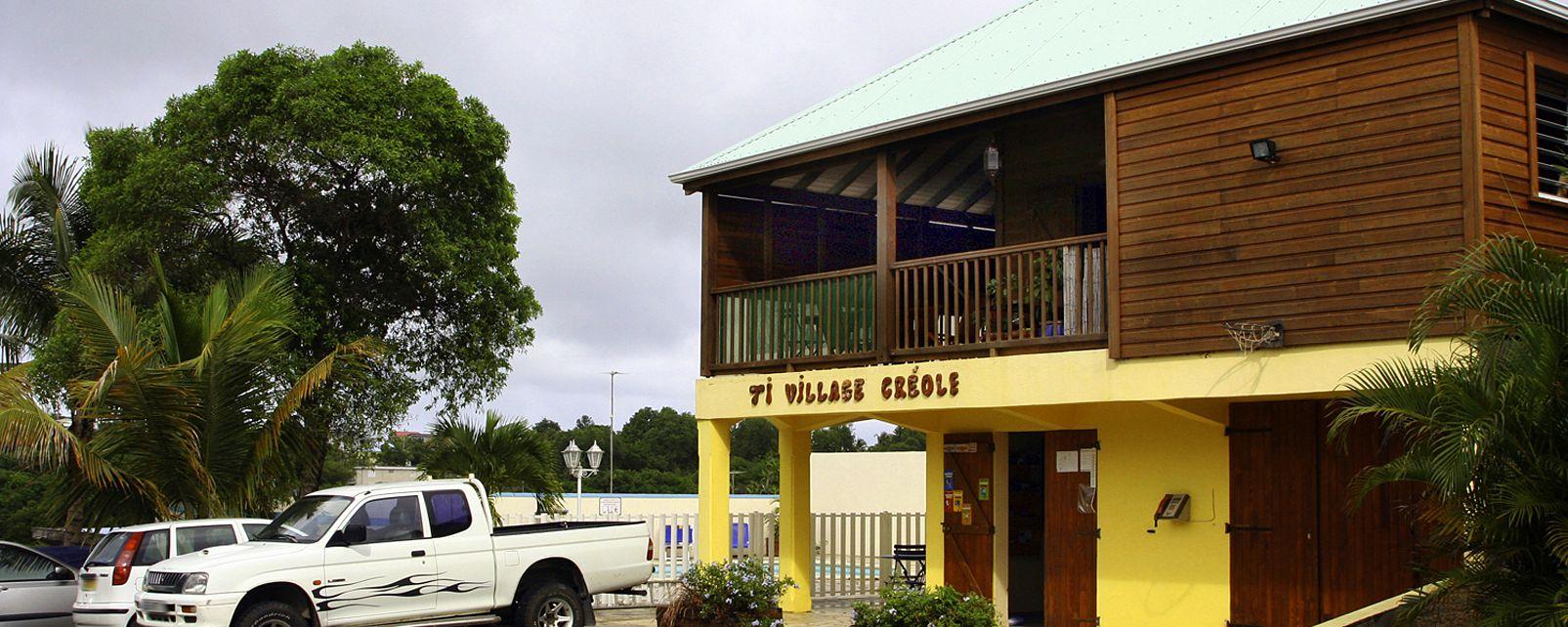 Hôtel Ti'Village Créole