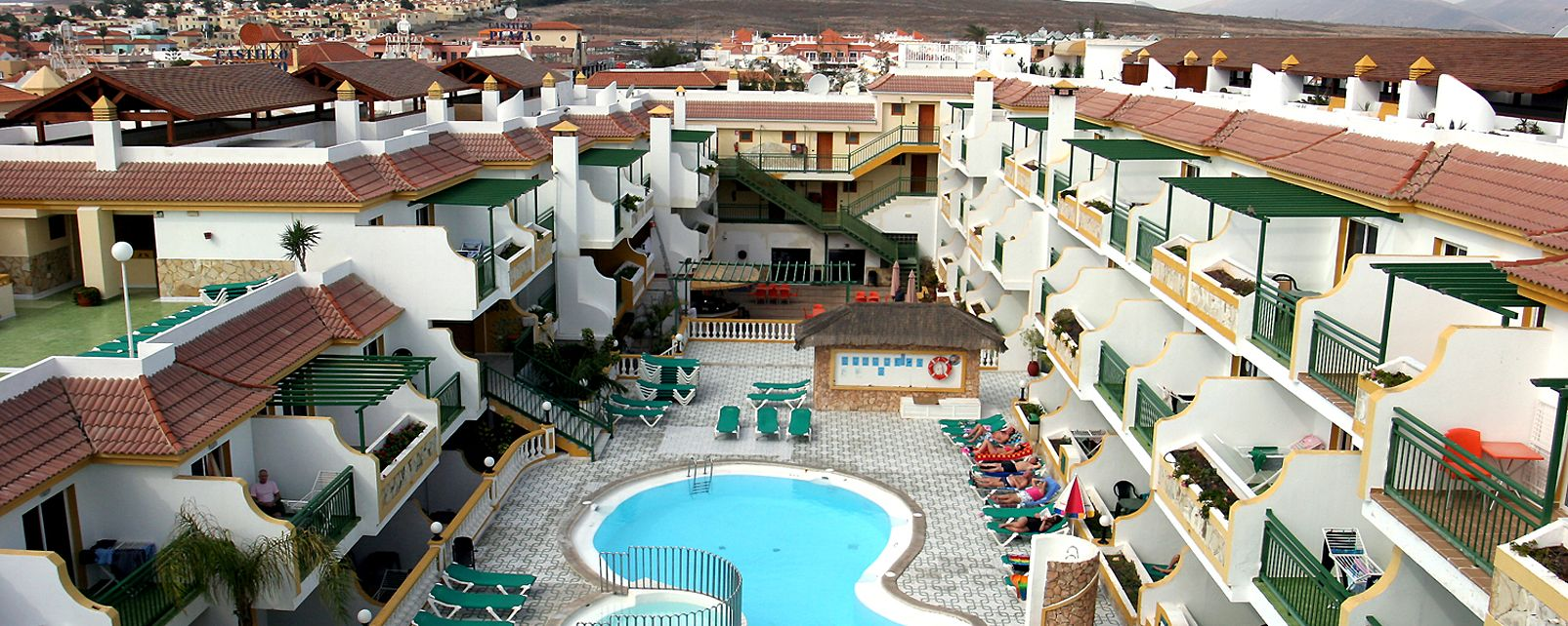 Hotel  ApartCaleta Garden