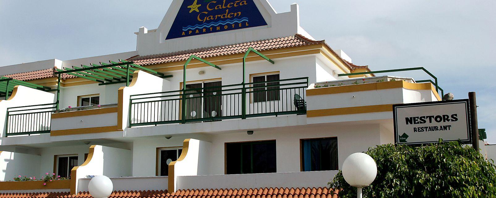 Hôtel ApartCaleta Garden
