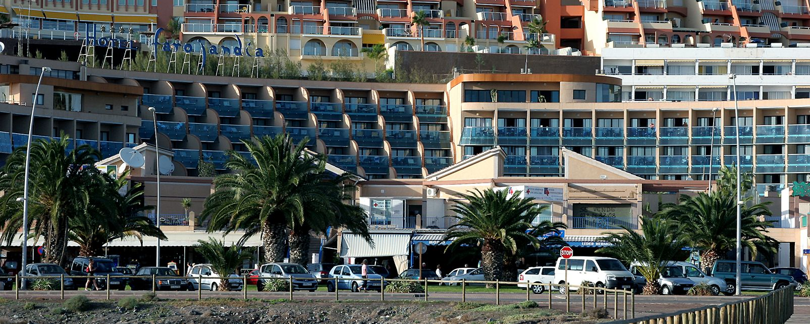 Hôtel Faro Jandia