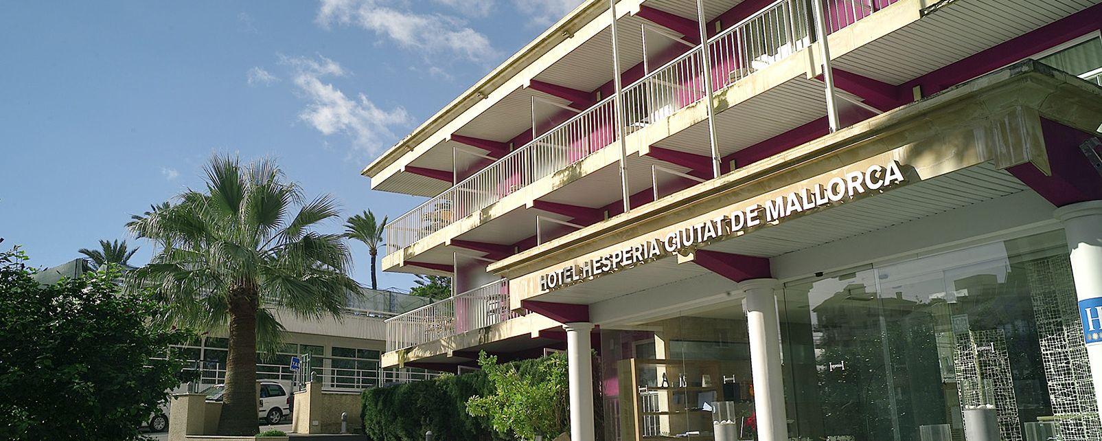 Hôtel Hesperia Ciutat de Mallorca