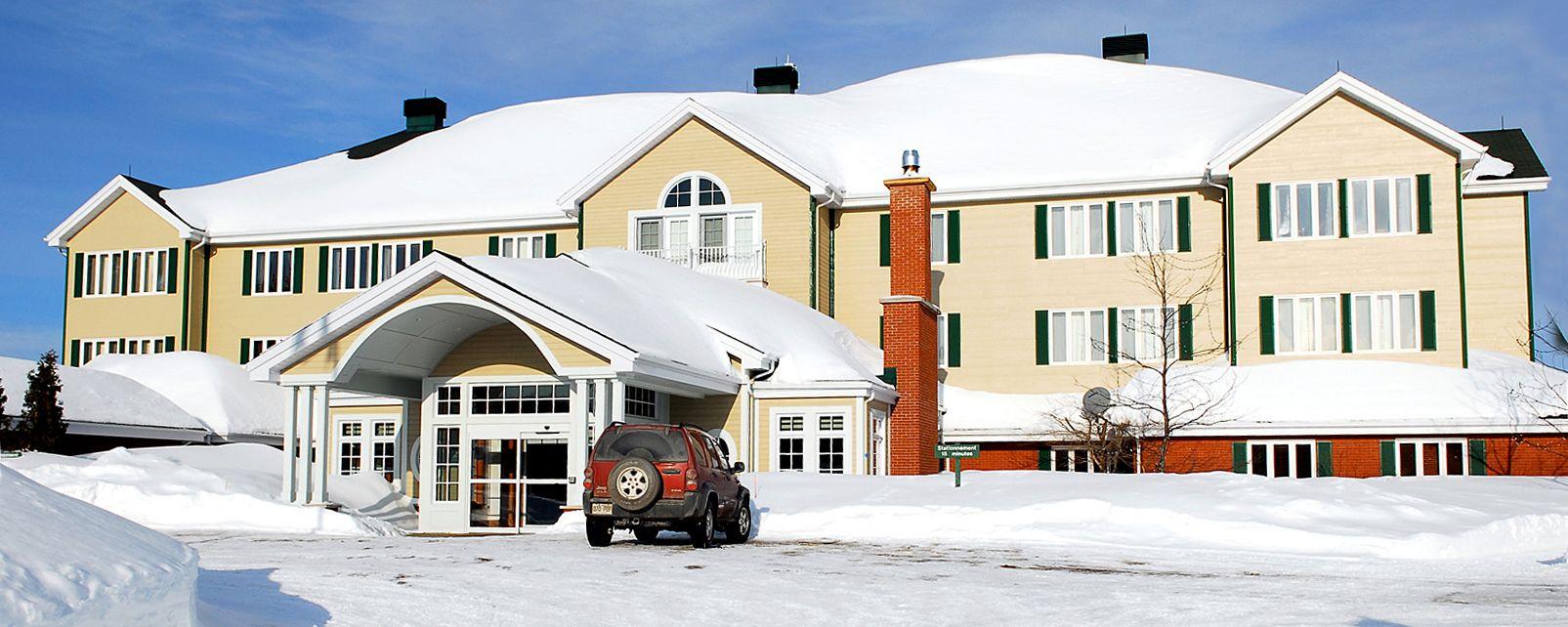 Hotel Auberge du Lac à l'Eau Claire