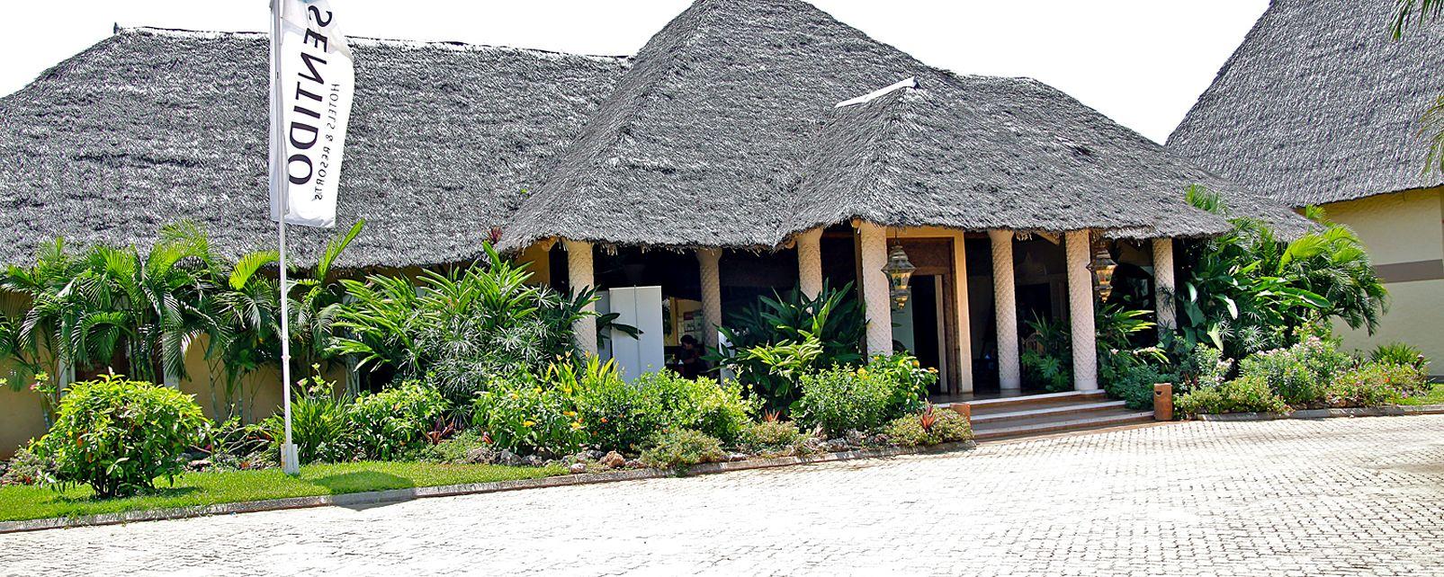 Hôtel Sentido Neptune Palm Beach