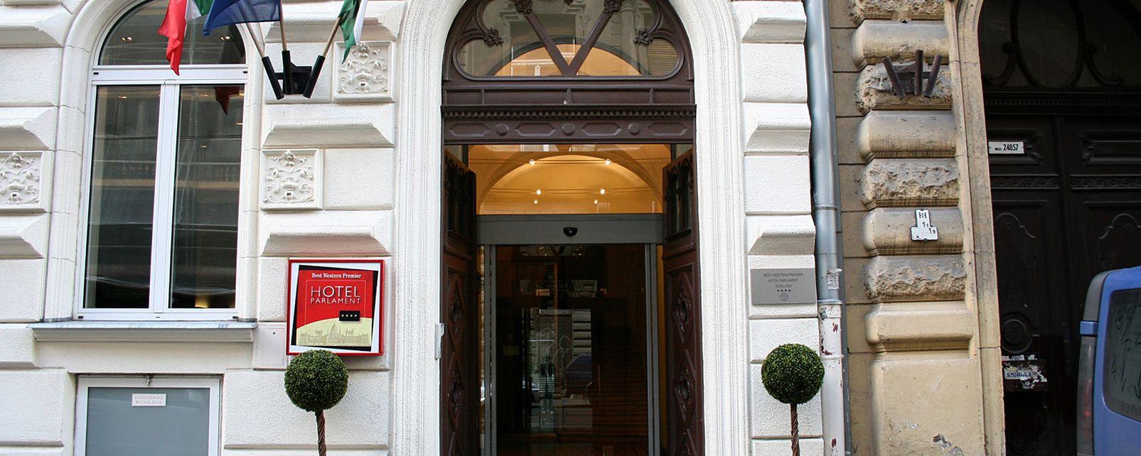 Hotel Best Western Premier Parlament