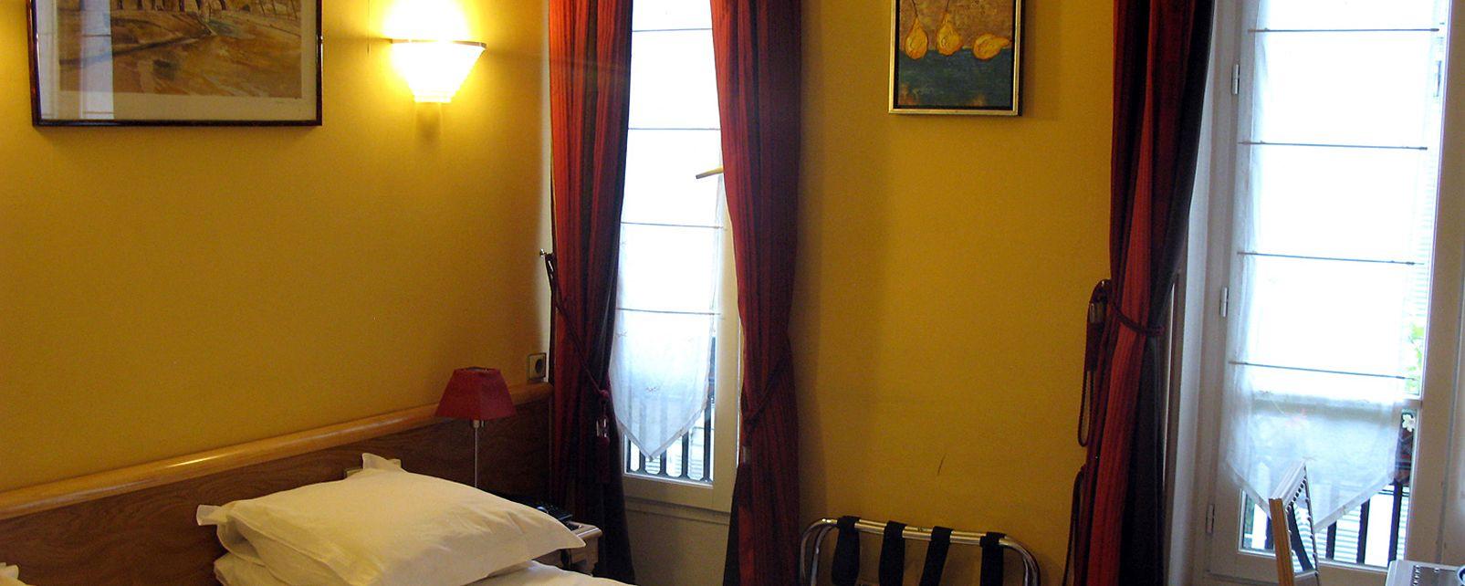 Hotel Aida Marais Printania Parigi