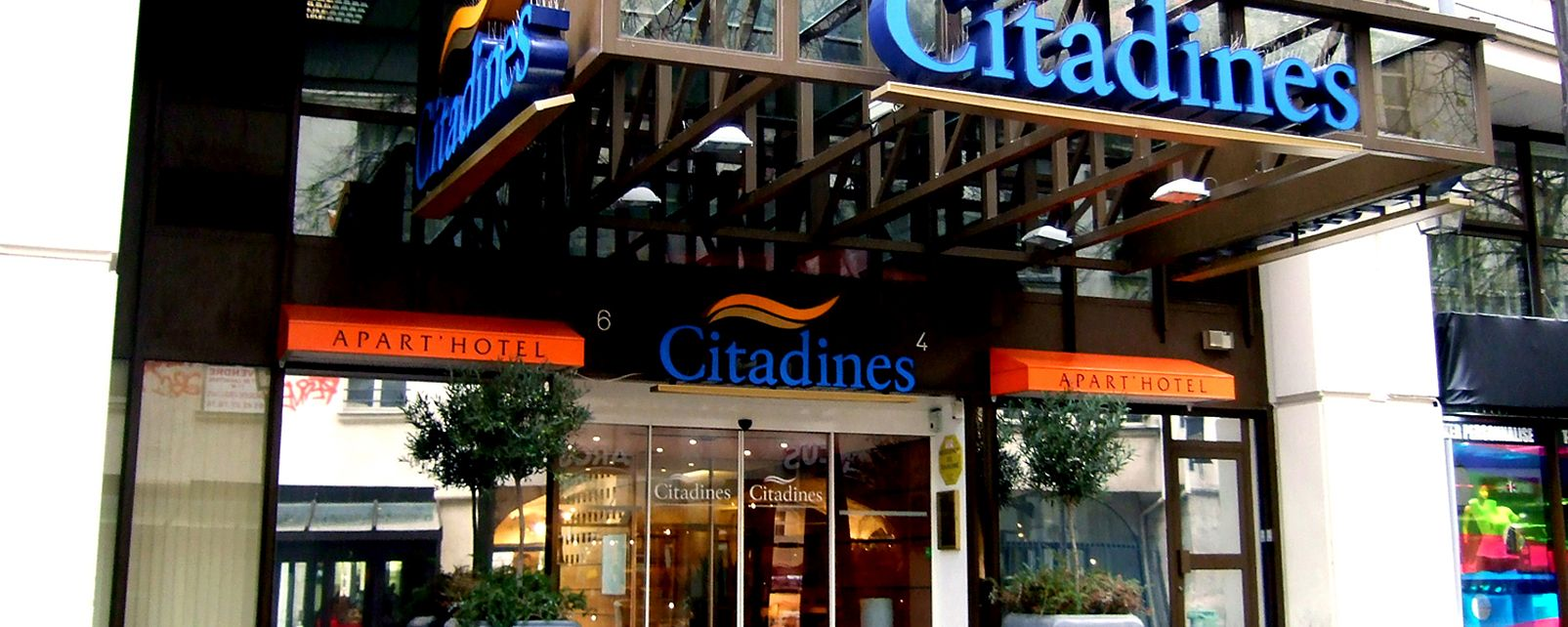 H tel citadines les halles apart paris paris france for Apart hotel citadines