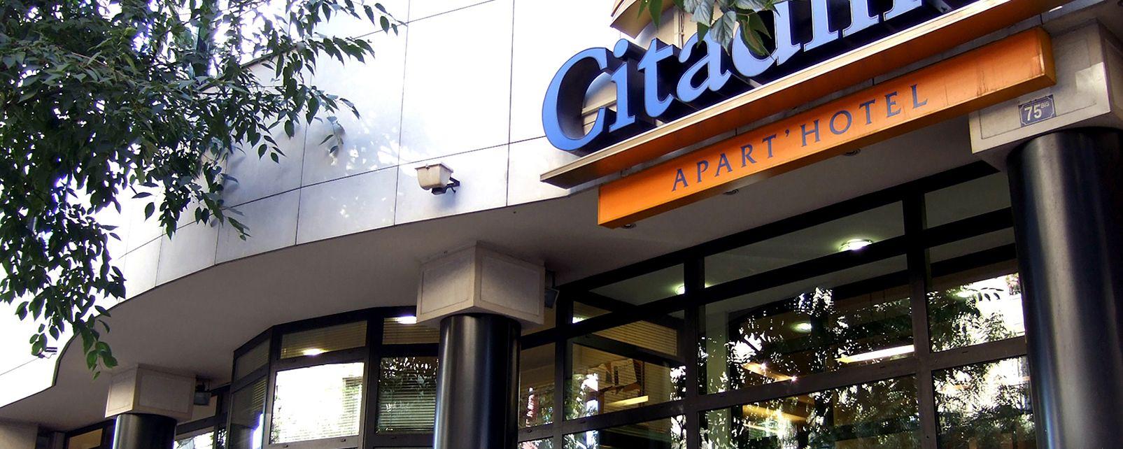 H tel citadines apart 39 paris voltaire r publique for Apart hotel citadines