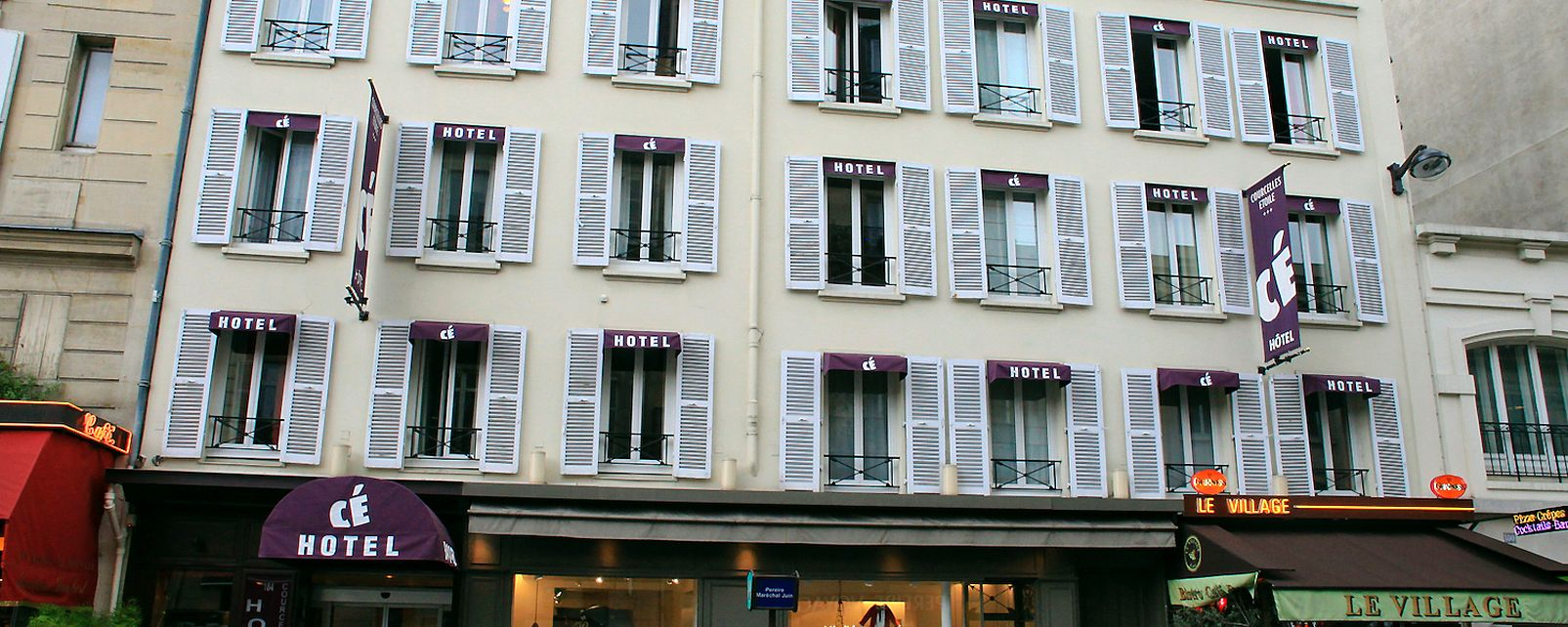 Hotel Courcelles Etoile