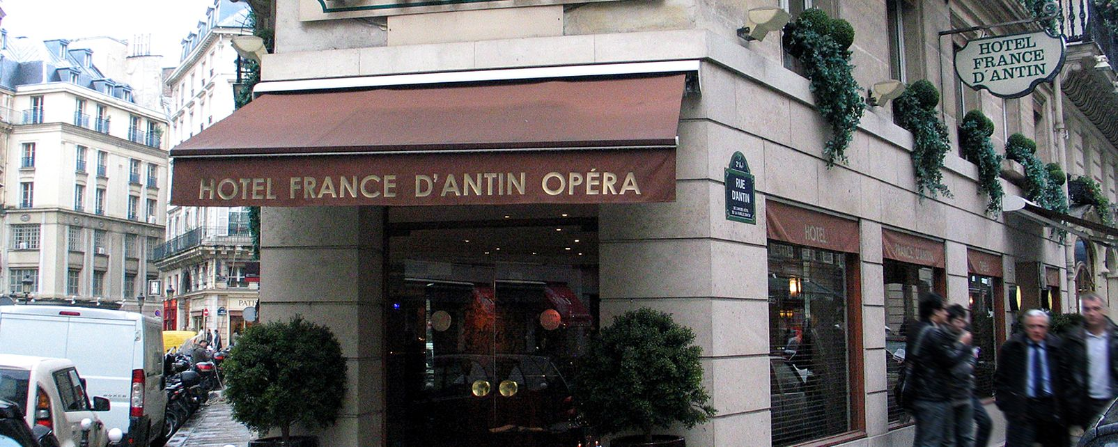 Hotel Exclusive Hotel France Opera d'Antin