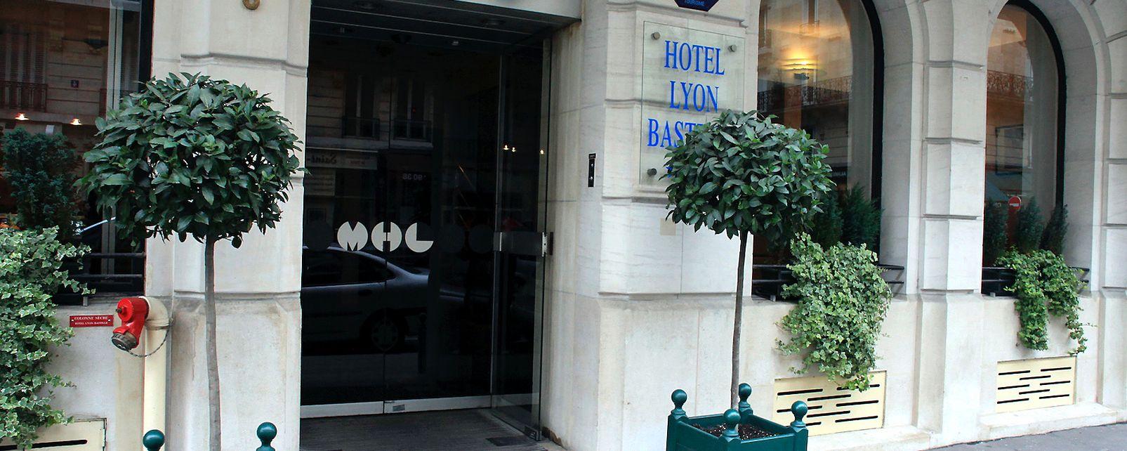 Hôtel Lyon Bastille Paris