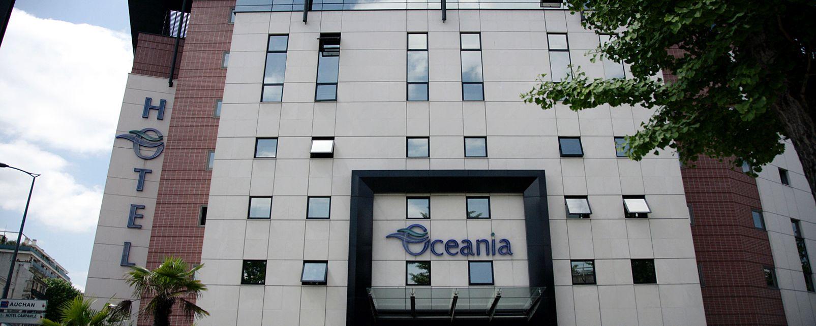 hotel oceania porte de versailles in