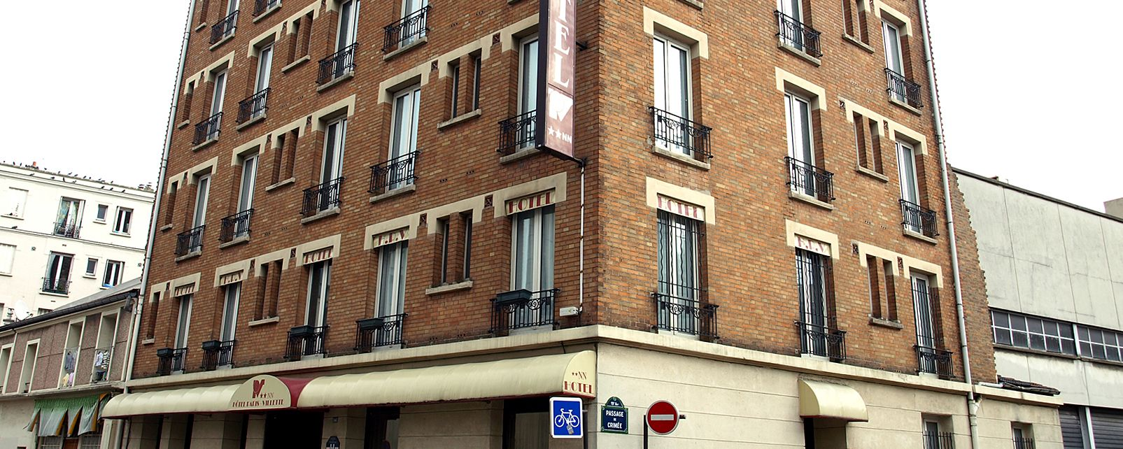 Hotel Paris Villette Hotel