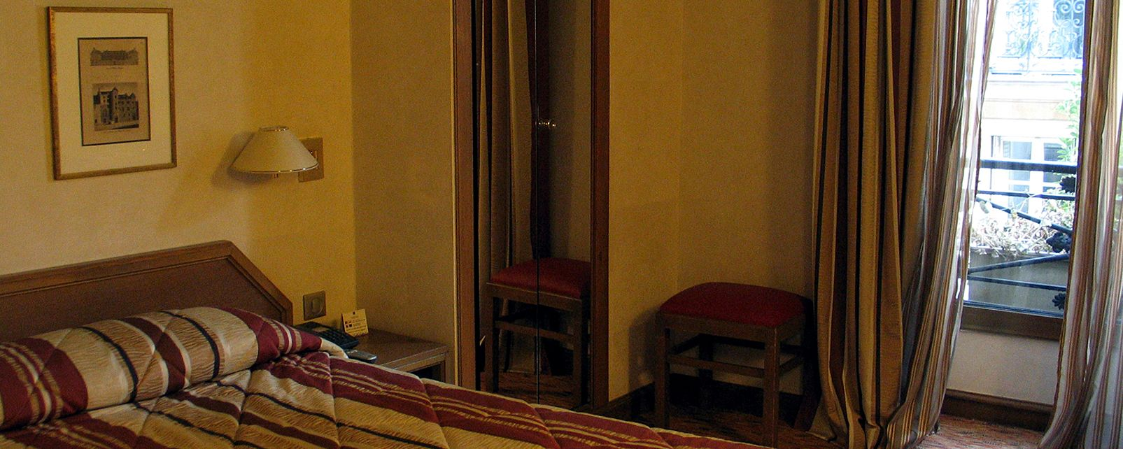 Hotel Touraine Opera Paris In