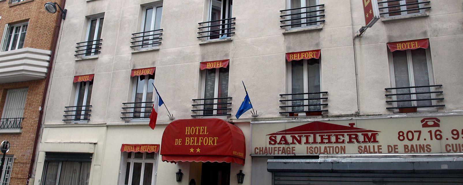Hôtel De Belfort