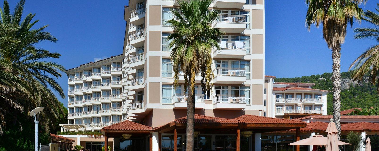 Hotel Akka Alinda Beach